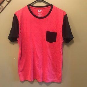IBS Red/Black T-Shirt Sz M